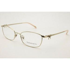 Tiffany & Co TF 1099 Eyeglasses 6021 Gold Frames